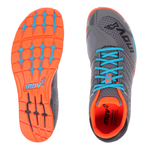 INOV8 F-Lite 235 M grey/blue/orange paire
