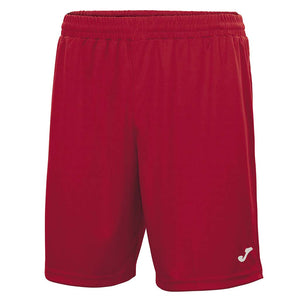 Joma Nobel short de soccer rouge