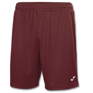 Joma Nobel short de soccer rouge bordeaux