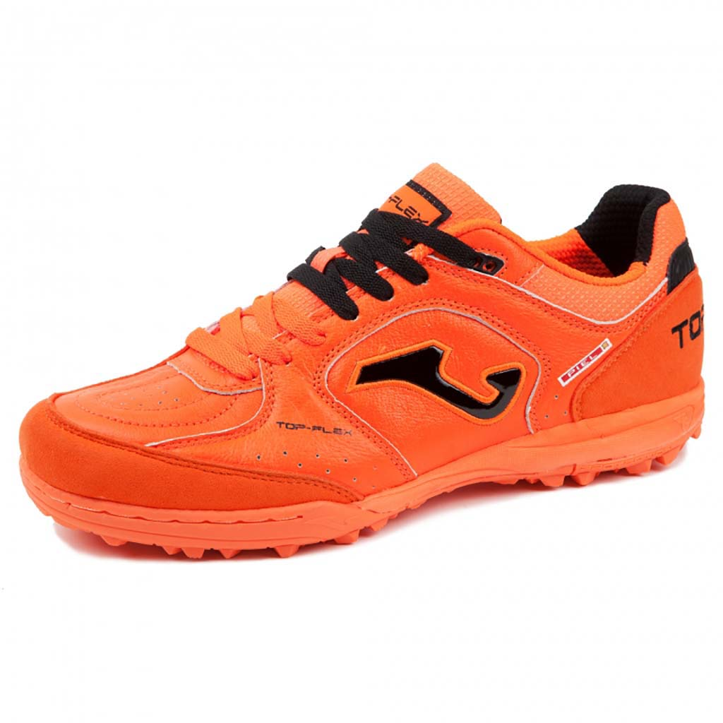 Joma Top Flex 807 chaussure de soccer turf synthétique corail lv3