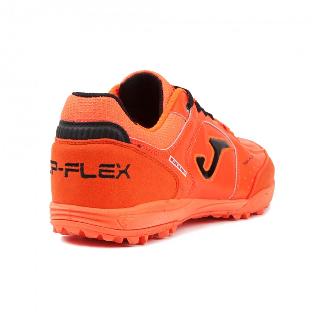 Joma Top Flex 807 chaussure de soccer turf synthétique corail rv