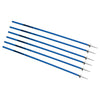 Kwik Goal coaching sticks blue