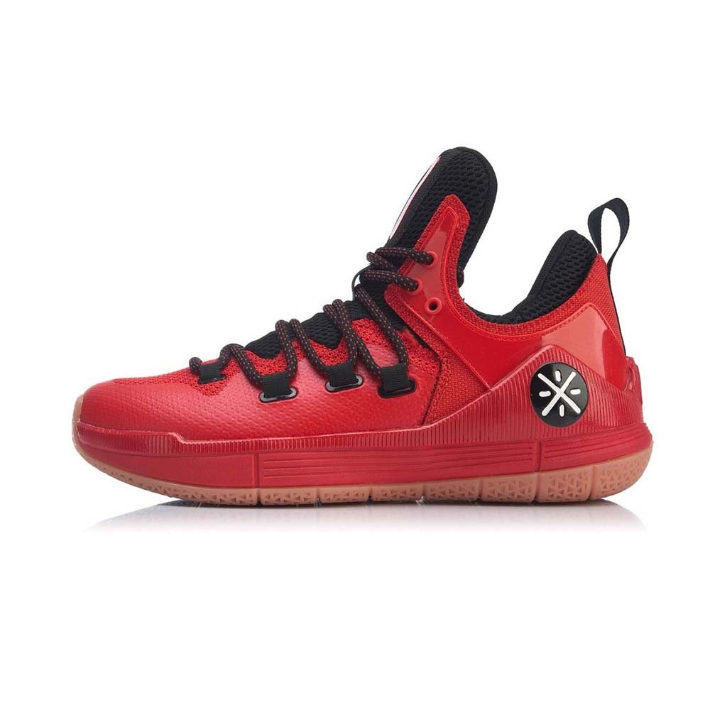Li-Ning Wade The Sixth Professional chaussure de basketball pour homme rouge
