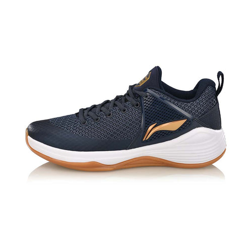 Li-Ning Shadow chaussure de basketball bleu