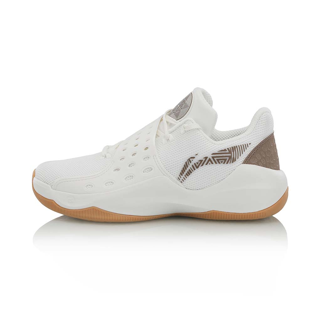 Li-Ning Sonic Willow VI chaussure de basketball blanc
