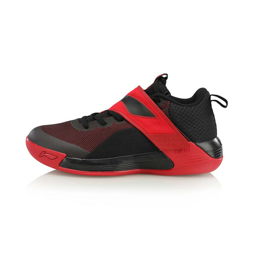 Li-Ning Yu Shuai Team chaussure de basketball rouge