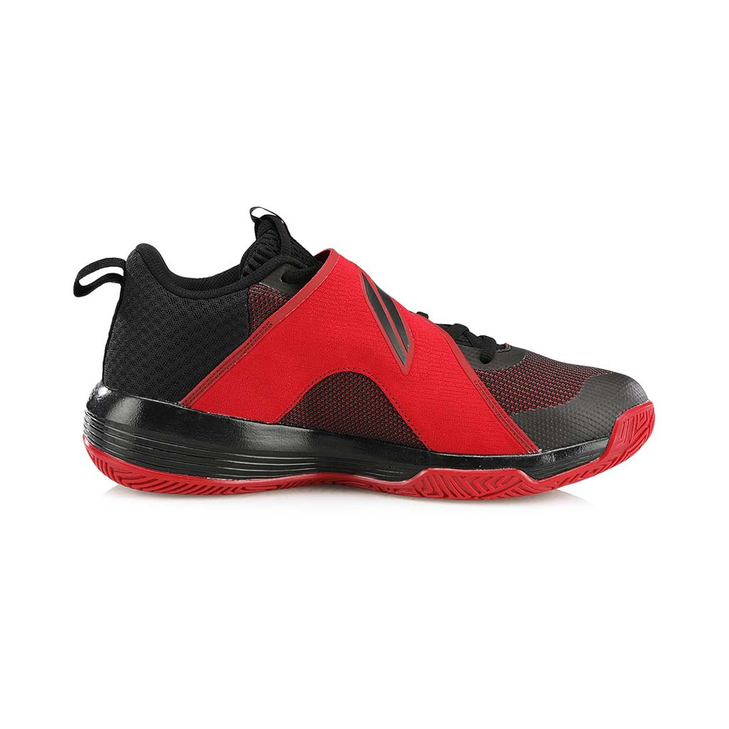 Li-Ning Yu Shuai Team chaussure de basketball rouge lv