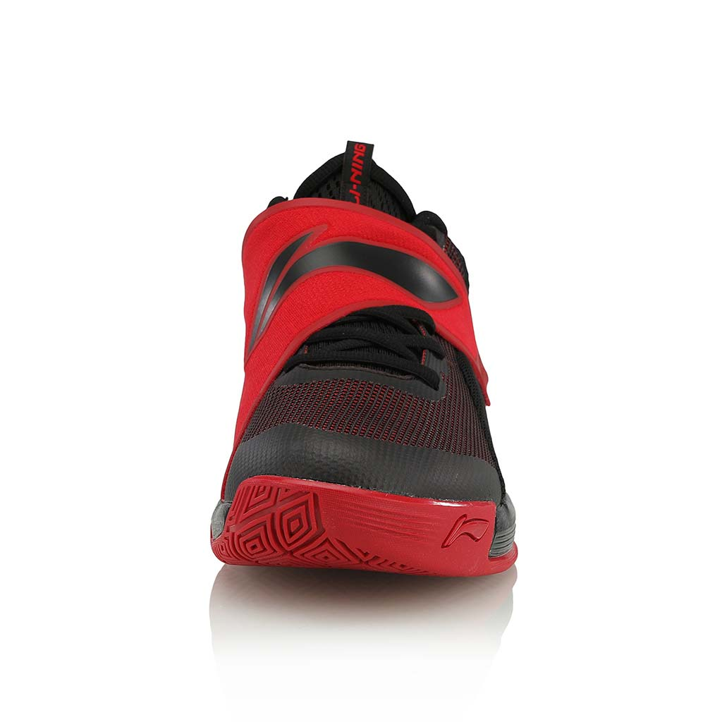 Li-Ning Yu Shuai Team chaussure de basketball rouge fv
