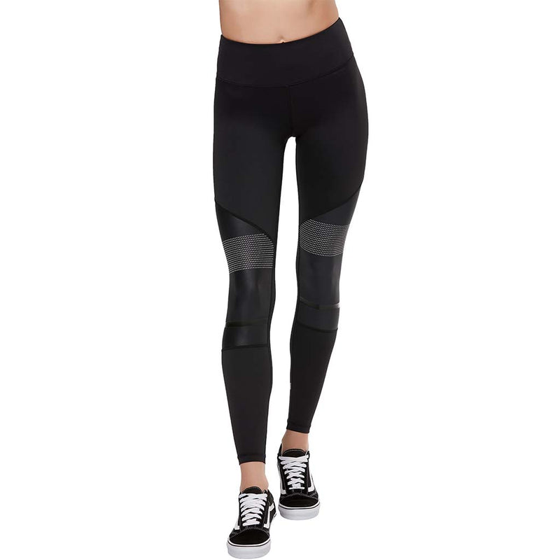 Lilybod leggings Amber Tarmac Black pour femme lifestyle