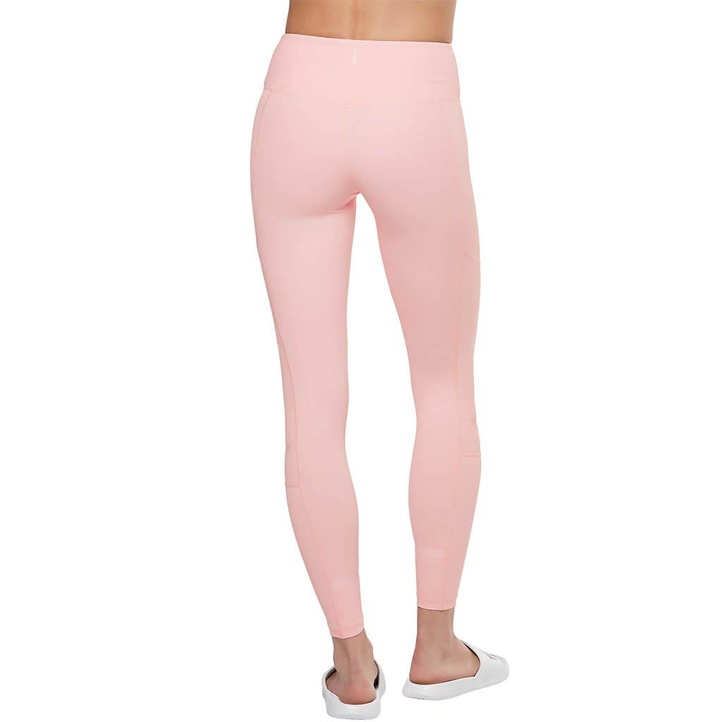 Lilybod leggings Amber Coral Blush pour femme rv