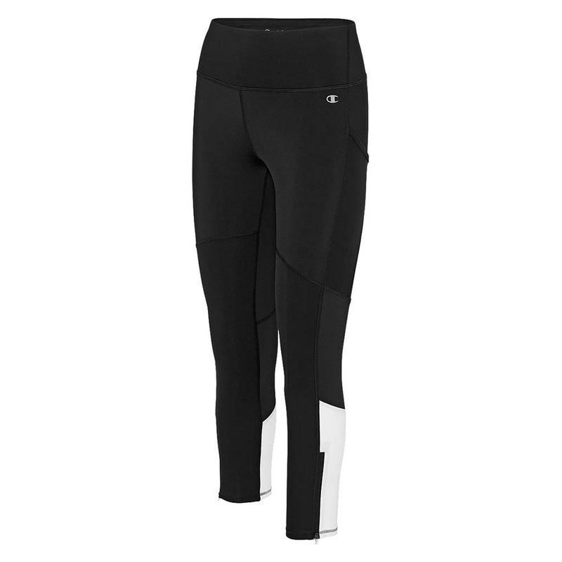 Champion Fashion 7/8 Tights legging sport pour femme noir