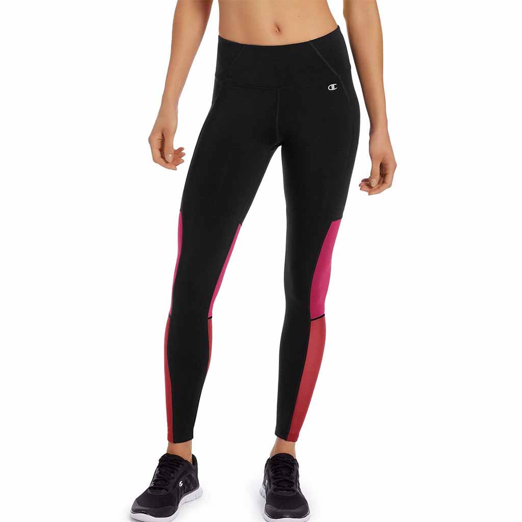Champion Mesh Tight legging sport pour femme burgundy Soccer Sport Fitness