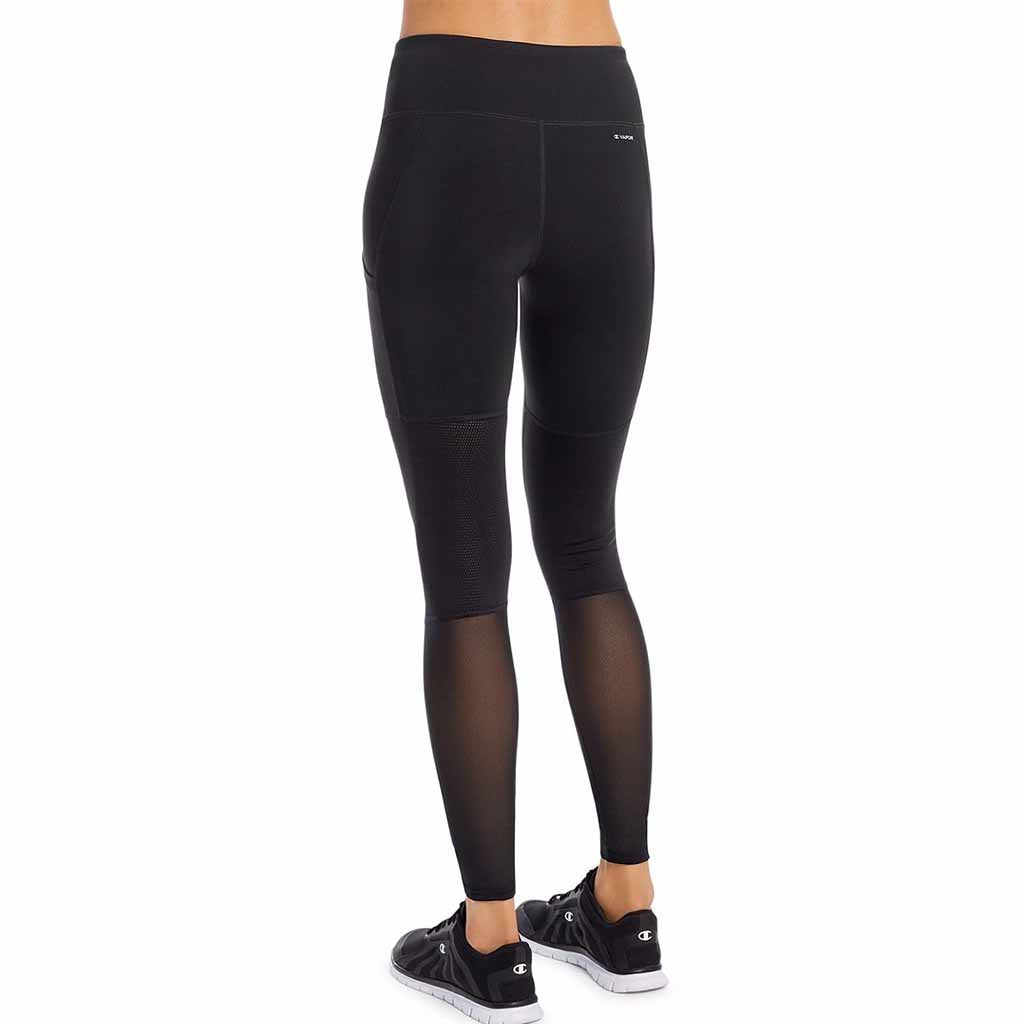 champion mesh tight legging sport pour femme soccer. Black Bedroom Furniture Sets. Home Design Ideas