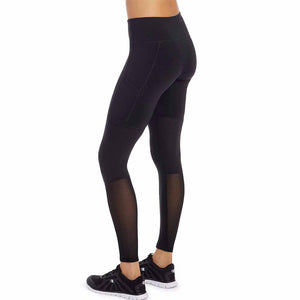 Champion Mesh Tight legging sport pour femme burgundy rv2 Soccer Sport Fitness