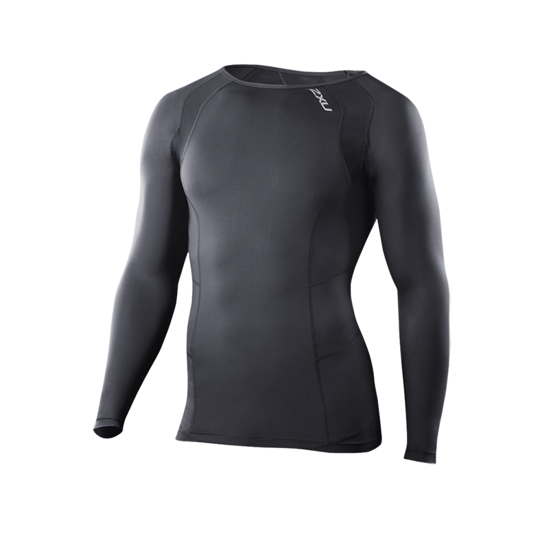 T-shirt compression 2XU compression long sleeve top