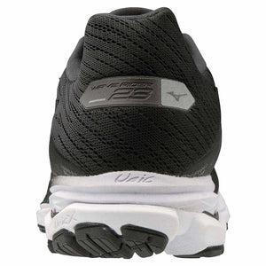 Mizuno Wave Rider 23 chaussures de course a pied homme dark shadow rv
