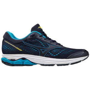Mizuno Wave Rider 22 peacoat chaussure de course a pied homme