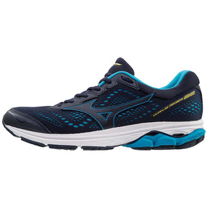 Mizuno Wave Rider 22 peacoat chaussure de course a pied homme lv