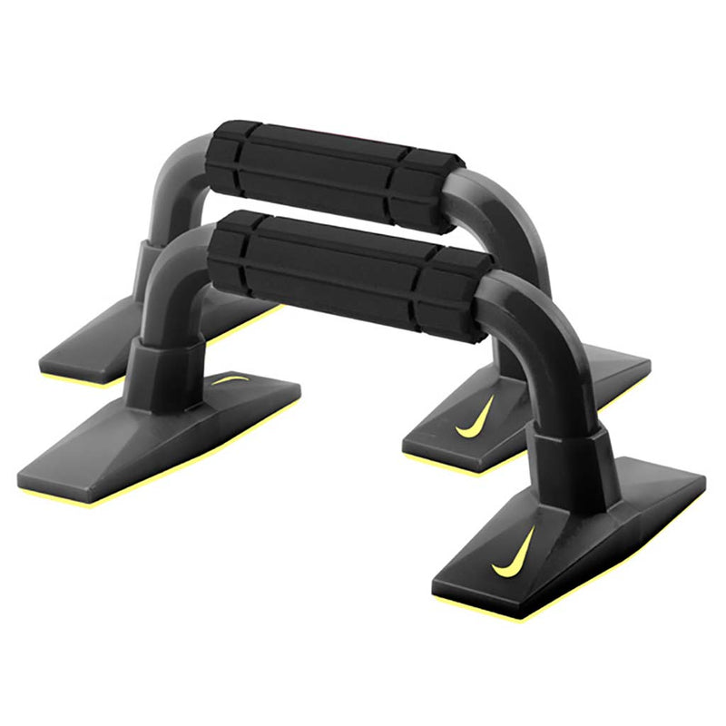 Poignées de pompes NIKE Push-up Grip 2.0 black volt Soccer Sport Fitness
