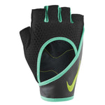 NIKE women's Perf Wrap training gloves Black HyperTurq Volt Soccer Sport Fitness