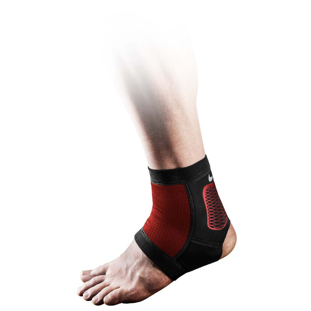 Nike Pro Hyperstrong ankle sleeve 3.0 university red