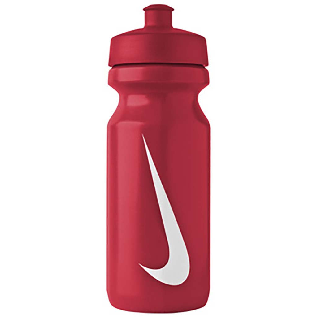 Nike Big Mouth water bottle rouge Soccer Sport Fitness