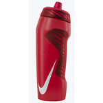 Bouteille sport Nike Hyper Fuel water bottle 24oz University Red/Gym Red/White Soccer Sport Fitness