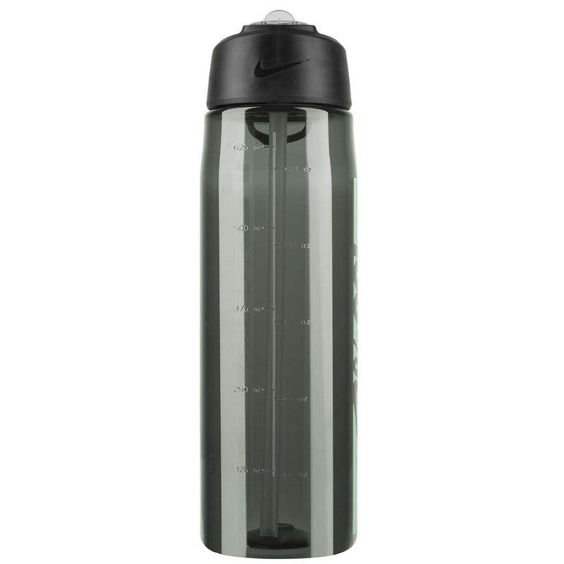 Nike Core Flow 100 water bottle 24oz anthracite black mint Soccer Sport Fitness