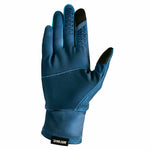 NIKE Therma-Fit Elite Run Gloves 2.0 gants de course à pied femme bleu vert vue paume Soccer Sport Fitness