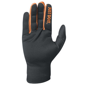 Gants de course à pied homme NIKE NIKE Rally Run 2.0 vue paume Soccer Sport Fitness