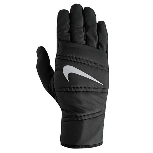 Gants de course à pied homme NIKE Quilted Run gloves vue dos Soccer Sport Fitness