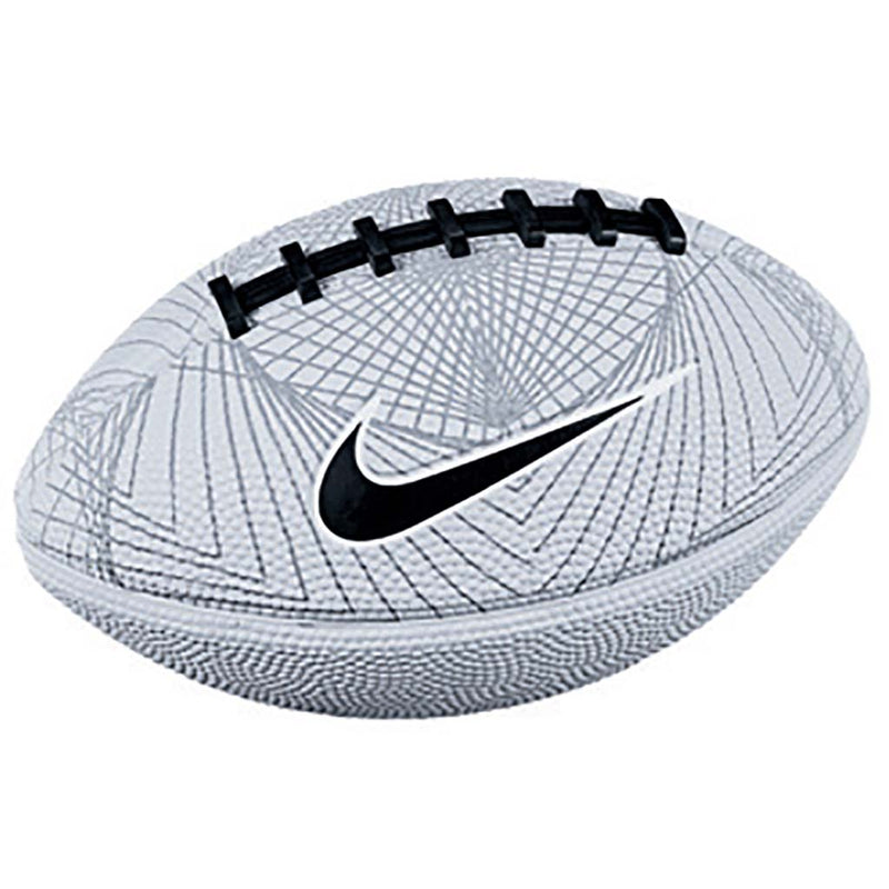 Nike 500 mini 4.0 ballon de football americain gris