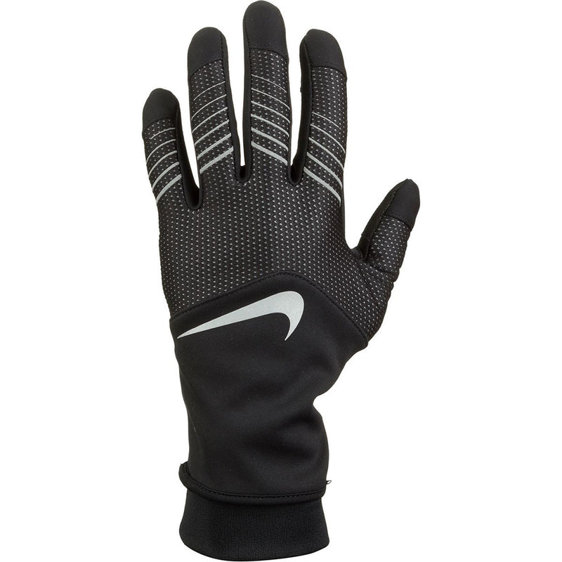 Gants de course à pied femme NIKE women's Storm-fit hybrid run gloves Soccer Sport Fitness