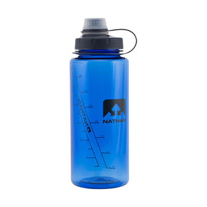 Bouteille d'hydratation sport Nathan Little Shot 750 mL electric blue