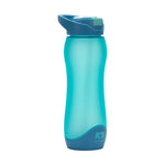 Nathan FlipStream 25 oz sports bottle Blue Radiance