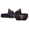 Nathan Switchblade 24 oz black rear view runners hydration belt