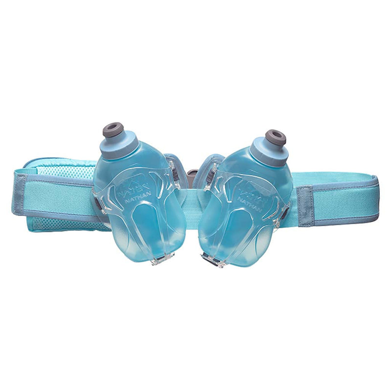 Nathan Switchblade 24 oz blue runners hydration belt