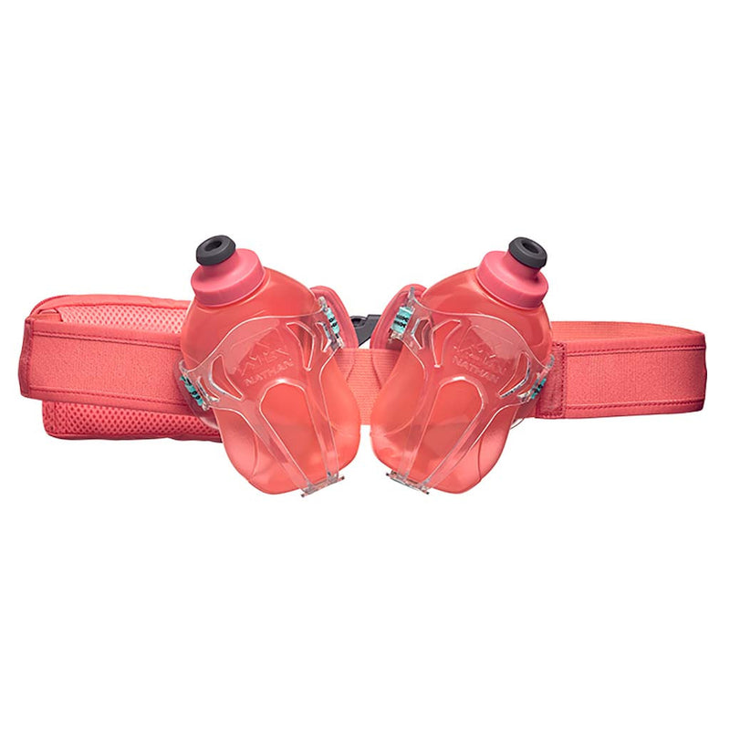 Nathan Switchblade 24 oz corail runners hydration belt