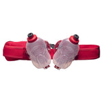 Nathan Switchblade 24 oz red runners hydration belt