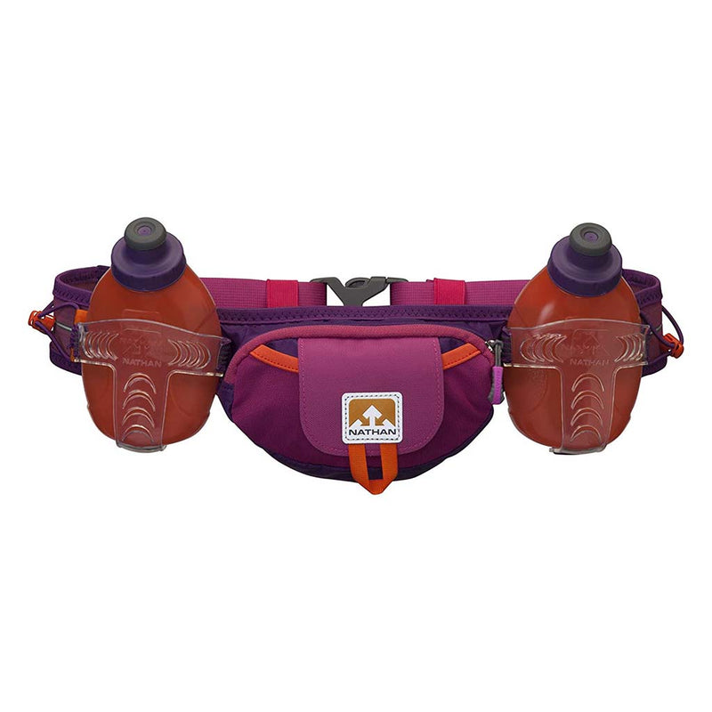 Nathan TrailMix Plus runners hydration belt verry berry