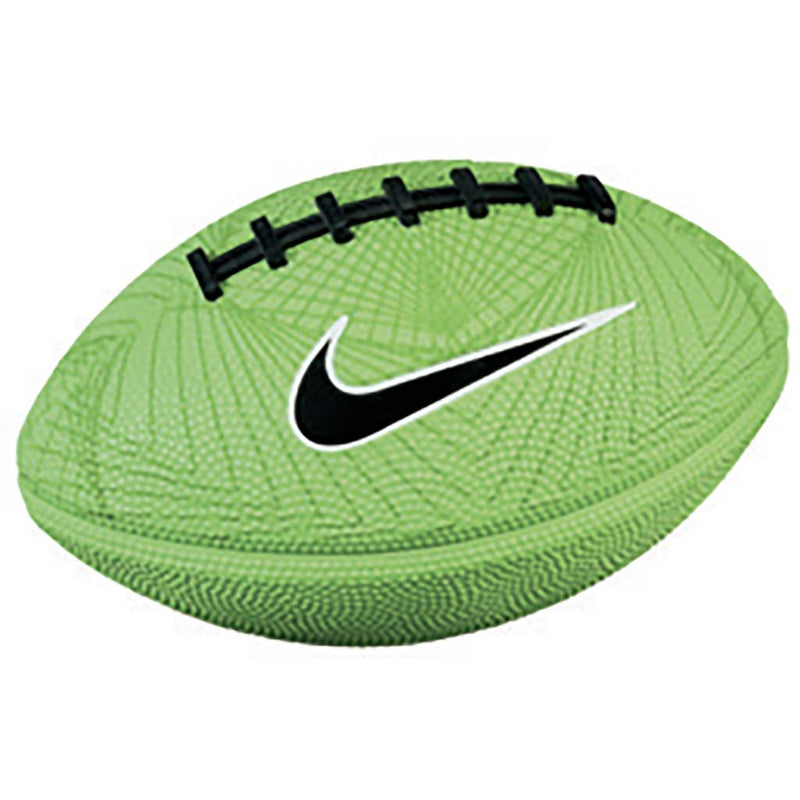 Nike 500 mini 4.0 ballon de football americain vert