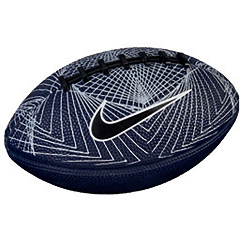 Nike 500 mini 4.0 ballon de football americain navy