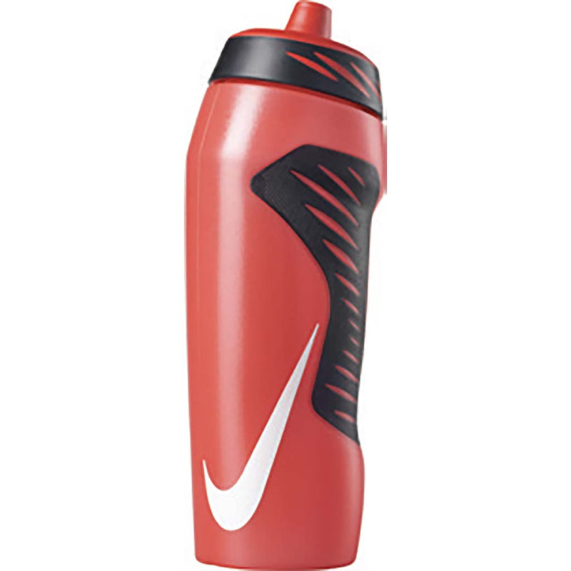 Bouteille d'eau Nike Hyper Fuel 24oz university red black white