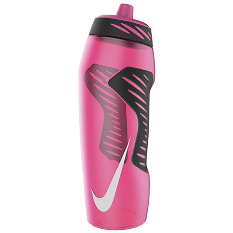 Nike Hyper Fuel water bottle 32oz pink black white