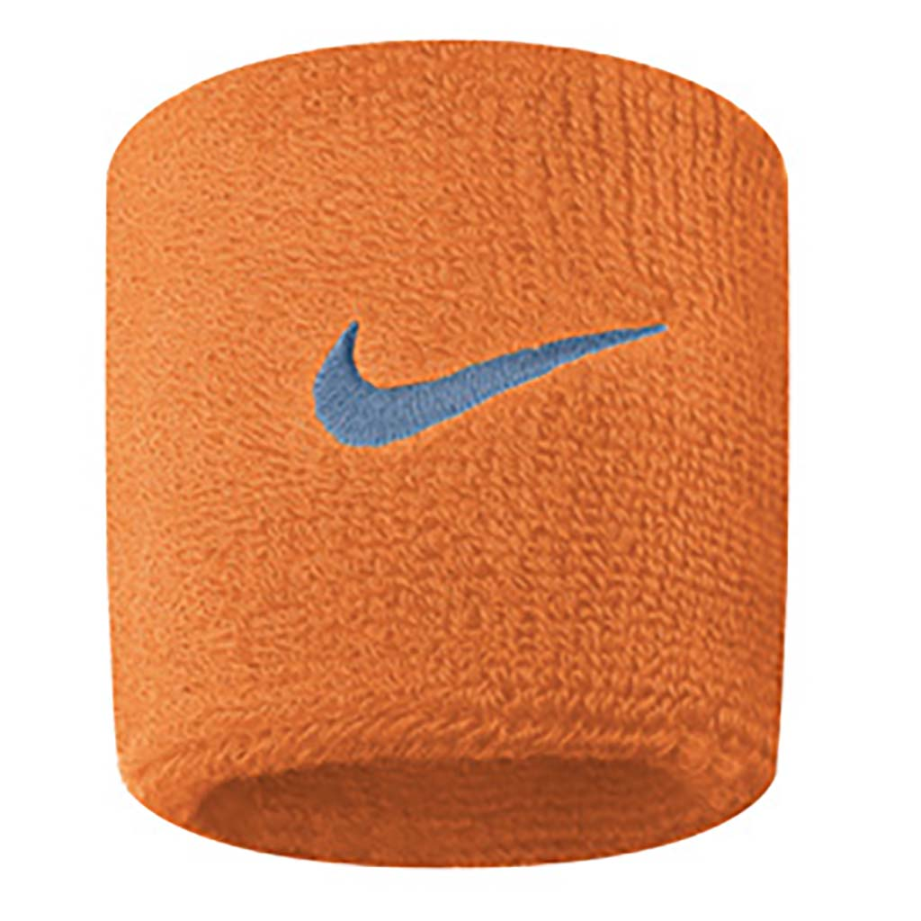 Nike Wristbands Swoosh orange