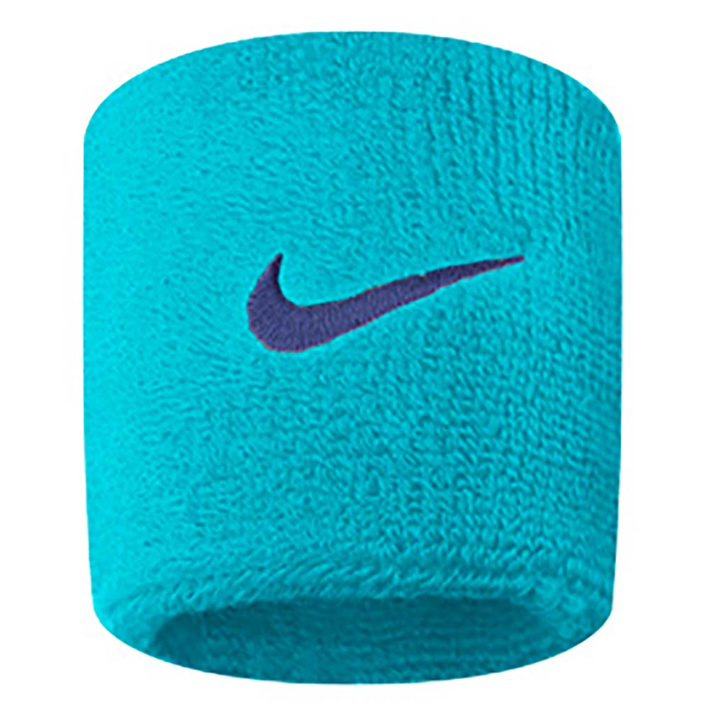 Nike Wristbands Swoosh gamma blue