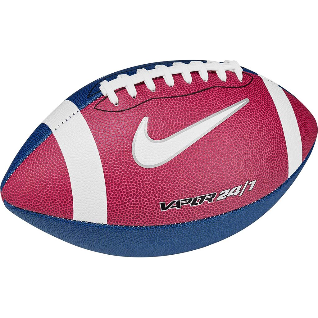 Nike Vapor 24/7 2.0 ballon de football rouge bleu