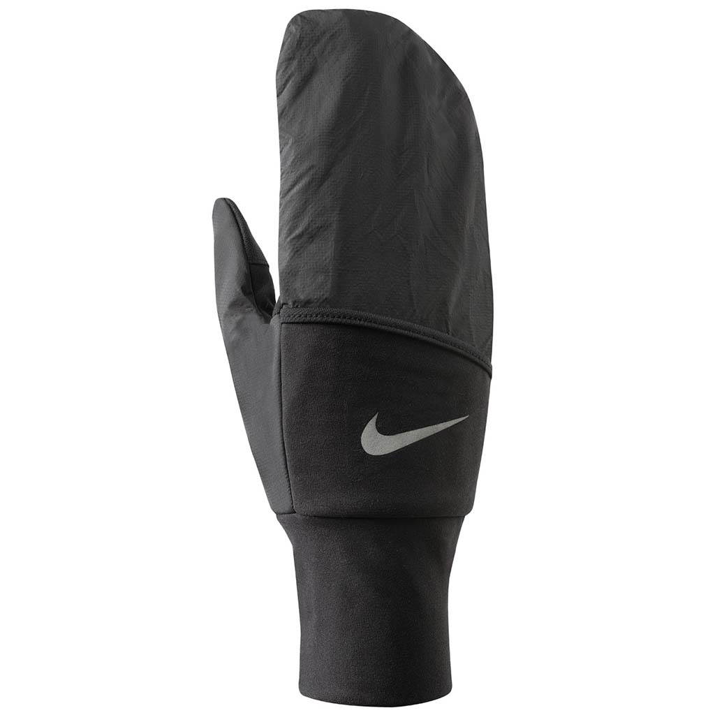 Nike Vapor Mitten black white backhand