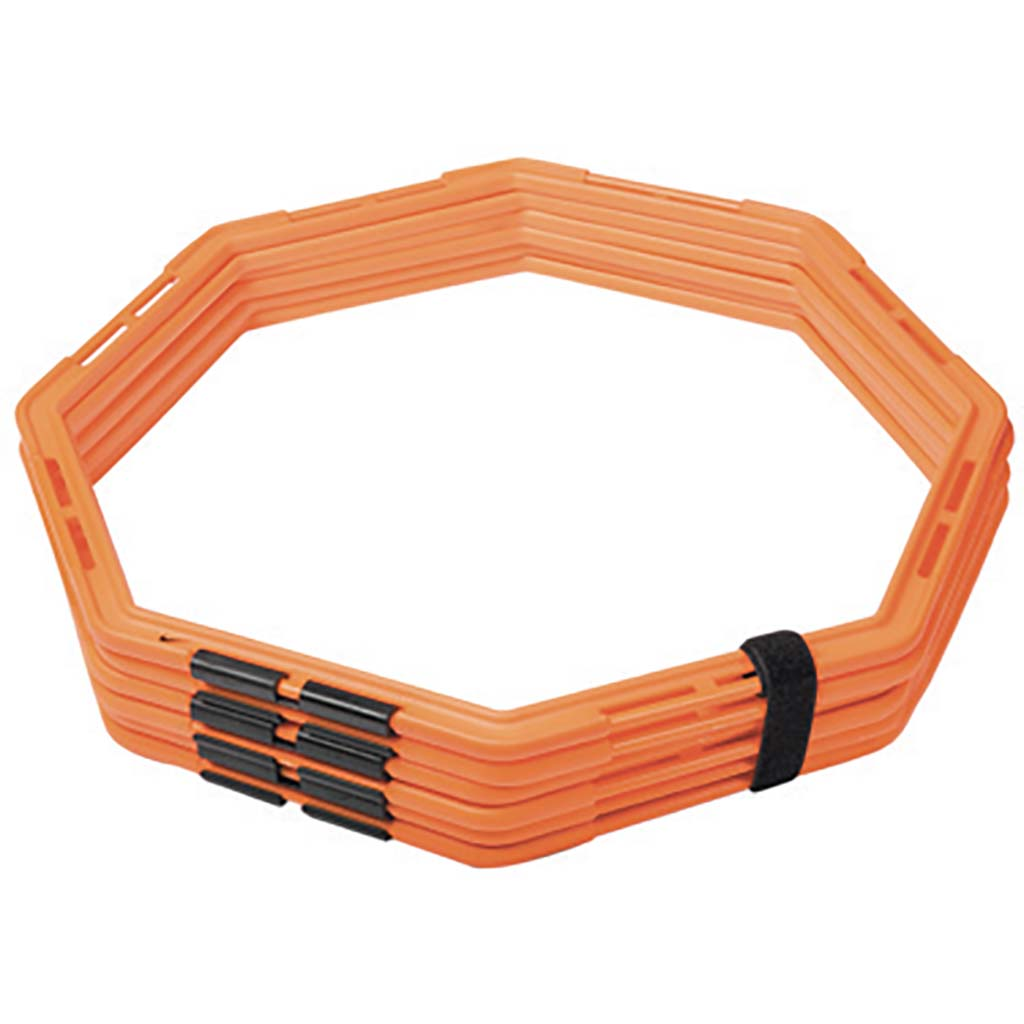 Nike Agility Web sport training rings pack of 6