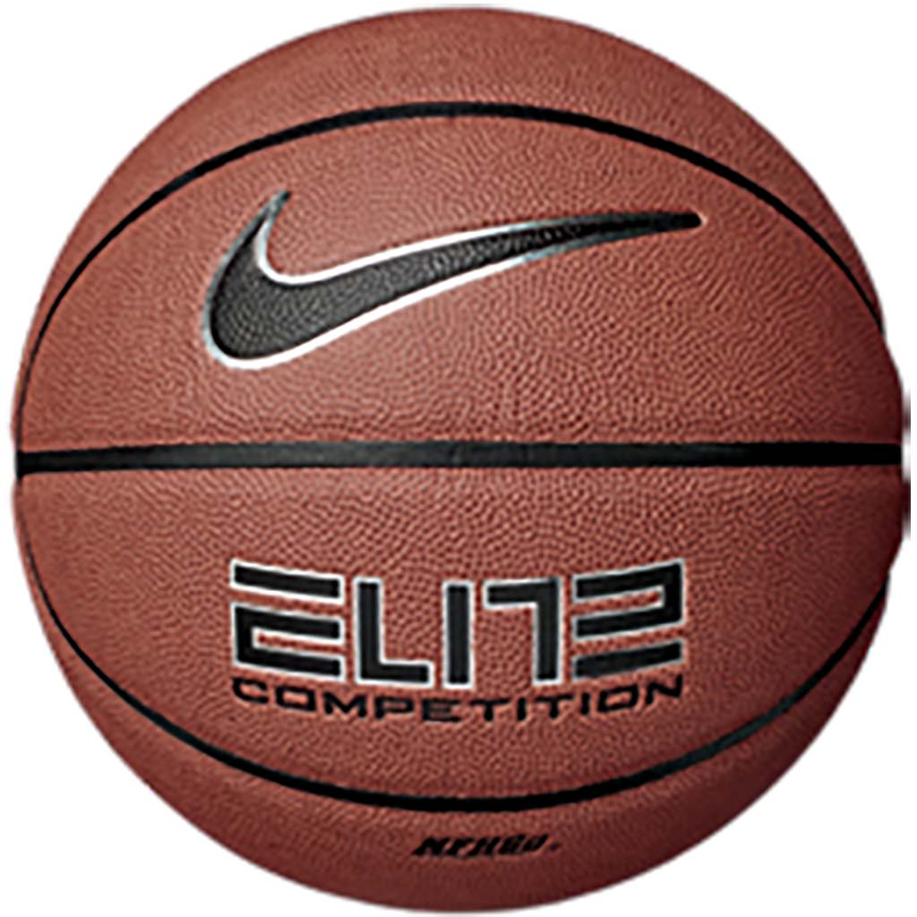 Nike Elite Competition 2.0 basketball amber black